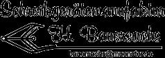 Schreibgerätemanufaktur-Bauersachs-Logo